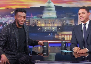 Chadwick Boseman Explains The African Accents In 'Black Panther' And How He Almost Ended Up With A British Accent