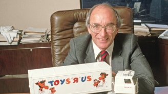 Toys 'R' Us Founder Charles Lazarus Has Passed Away At 94, Days After The Company's Closure Announcement