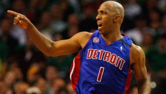 The Pistons Reportedly Have Interest In Adding Chauncey Billups To Their Front Office