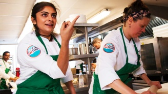 'Top Chef' Star Fatima Ali Is Not Going To Let Cancer Slow Her Down