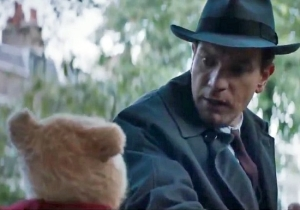 People Have Strong Feelings About The CGI Winnie The Pooh In 'Christopher Robin'