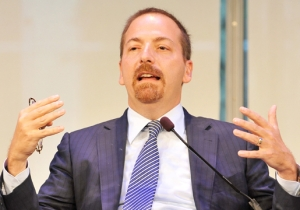 Chuck Todd Responds To Trump Calling Him A 'Son Of A Bitch' During A Rally: He's 'A Challenge To All Parents'