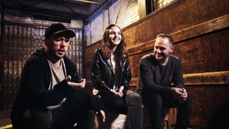 Chvrches Are Unafraid To Do What They Want, So They Get To Define Themselves