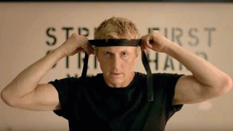 'The Karate Kid' Rivalry Is Back On In The 'Cobra Kai' Trailer