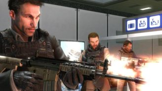 The 'Call Of Duty: Modern Warfare 2' Remaster Reportedly Won't Have Multiplayer, But Will Retain The Mass Shooting Level