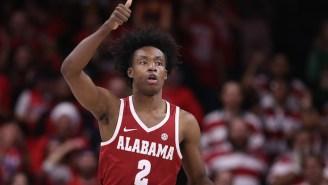 Collin Sexton Hit A Buzzer-Beater To Keep Alabama's NCAA Tournament Hopes Alive