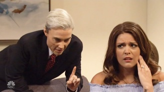 'SNL' Puts Robert Mueller's Investigation Into Perspective Using The Very Awkward Finale Of 'The Bachelor'