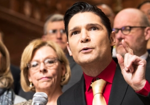 Corey Feldman Claimed To Be A Victim Of A Stabbing Attack, But Police Are Contradicting His Story
