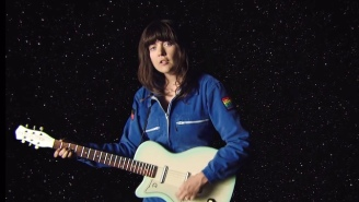 Courtney Barnett Finds Solitude Floating In Outer Space In Her 'Need A Little Time' Video