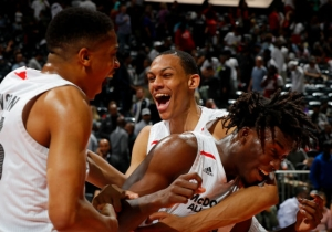 NBA Prospect Darius Bazley Signed A New Balance Deal While Waiting On Draft