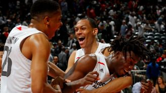 Darius Bazley Hopes To 'Start The Fire' Of Top Prospects Skipping College For The G League
