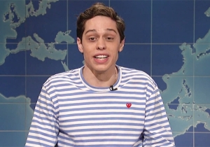 Pete Davidson Stops By Weekend Update To Weigh In On Kevin Love's Players' Tribune Piece On Mental Health