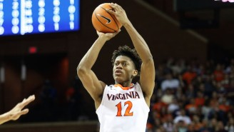 Top-Seeded Virginia Suffered A Major Loss As De'Andre Hunter Will Miss The NCAA Tournament