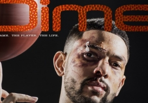 Introducing Dime's Relaunched 'The Cover' Featuring Clippers Guard Austin Rivers