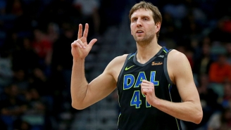 Elton Brand Remembers The Moment Dirk Nowitzki Earned The Right To 'Never Have To Play Defense'