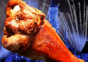 How To Make The Perfect Disneyland Turkey Leg At Home