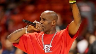 DMX Announced A Tour To Commemorate The 20th Anniversary Of 'It's Dark & Hell is Hot'