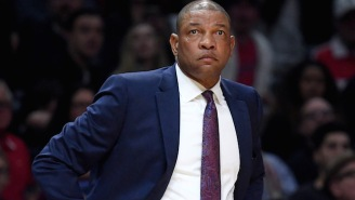 The Clippers And Doc Rivers Are Reportedly Close To A Multiyear Contract Extension