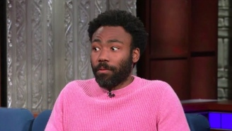 Donald Glover Explains The Difference Between His Face And Childish Gambino's