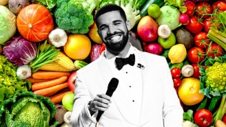 Drake Says He's A Vegetarian Now, But PETA Wants Him To Go Vegan