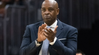 Larry Drew Says He's Not The Cavs' Interim Head Coach, More Like A 'Substitute Teacher'