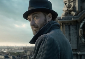 'Harry Potter' Fans Are Not Happy About An Apparent Plot Hole In The 'Fantastic Beasts 2' Trailer