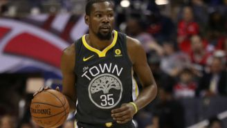 Kevin Durant Scolded 'Blog Boys' Worried About Analytics For Not Watching Enough Basketball