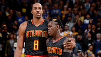 Dennis Schroder Says Dwight Howard Only Plays Hard 'Four Games Each Year'