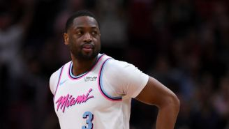 Dwyane Wade Remembered How He Learned To Become A Leader His Freshman Year At Marquette