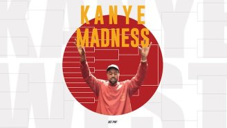 A March Madness-Style Kanye West Song Bracket Has Taken Over Rap Twitter