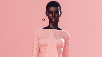 Shudu, The First Digital Model, Has Become An Entry Point For Discussions Of Race, Representation, And Beauty