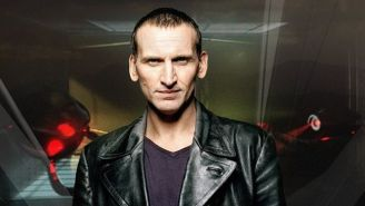 Christopher Eccleston Finally Explained Why He Left 'Doctor Who' After One Season