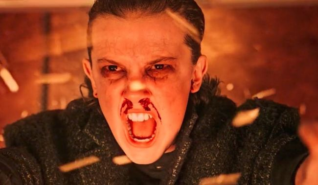 Millie Bobby Brown Says She Knows How 'Stranger Things' Ends, And She's 'Very Scared'