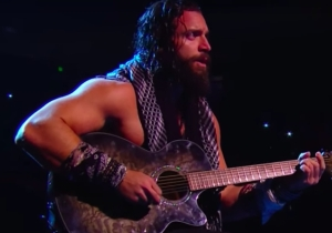 WWE's Elias Promises Both An Album And A WrestleMania 34 Concert