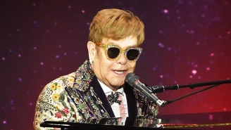 Elton John Storms Off Stage Mid-Performance Thanks To Some Unruly Fans: 'You F**ked It Up!'
