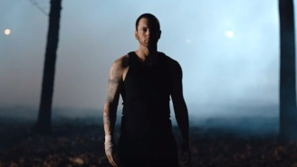 The Trailer For Eminem's 'Framed' Video Subtly Hints At Connections To His 2009 '3 AM' Video