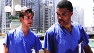 A Tribute To 'ER' Doctors Benton And Carter, A Pair For The Ages