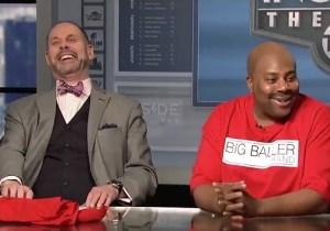 SNL's Kenan Thompson Hilariously Crashed 'Inside The NBA' As LaVar Ball