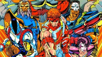 Netflix Jumps Feet-First Into Rob Liefeld's Extreme Superheroes