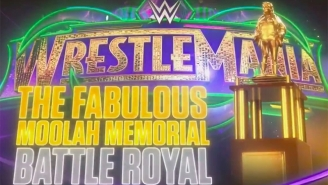 WWE Announced The First-Ever Fabulous Moolah Memorial Battle Royal