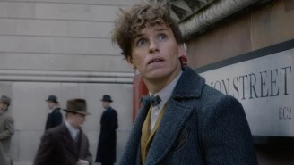 The 'Fantastic Beasts And Where To Find Them: Crimes Of Grindelwald' Trailer Heads To Paris