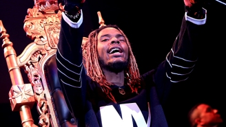 Fetty Wap Is The Future Of Gaming At His Virtual Reality Game World Event