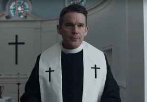 Ethan Hawke Has A Crisis Of Faith In A24's 'First Reformed' Trailer