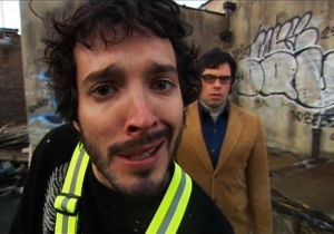 An Injury Has Sidelined Flight Of The Conchords For Several Weeks, Console Your Local Mel