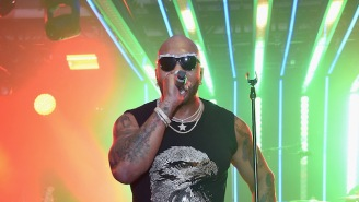 Flo Rida Says He Wrote His Global Chart-Topping Smash 'Low' In Less Than An Hour
