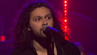 Gang Of Youths Make Their US Late Night Debut On 'Seth Meyers' With 'What Can I Do If The Fire Goes Out'