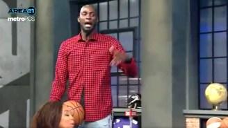 Kevin Garnett Shut Down Any LeBron James Over Michael Jordan Talk On 'Area 21'