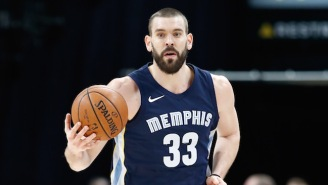 Marc Gasol Reportedly Didn't Travel With Memphis As Trade Talks Continue