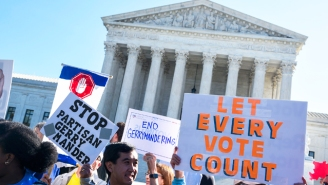 The Supreme Court Rejects The GOP's Bid To Keep Gerrymandered Congressional Voting Maps For The 2018 Election