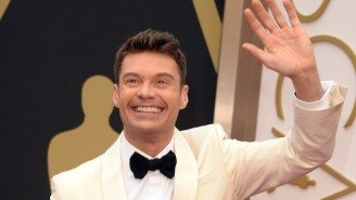 #MeToo Founder Tarana Burke Doesn't Think E! Should Send Ryan Seacrest To The Oscars Red Carpet